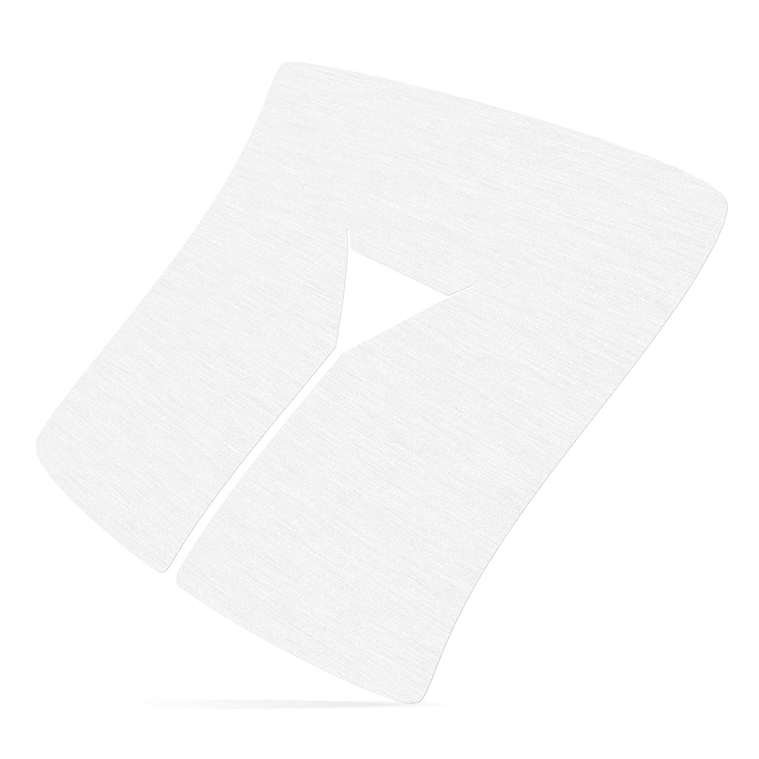 Saloniture 10 Disposable Fitted Massage Table Covers Single Use