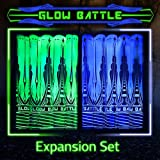 Starlux Games Glow Battle Double Weapon Expansion Kit – from, the Leader in Glow-in-the-Dark Games