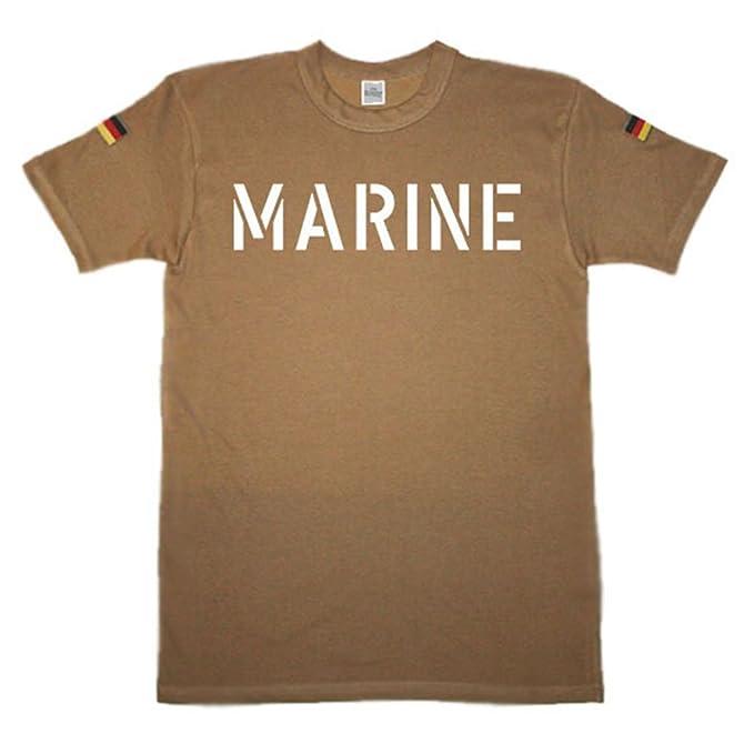 Marino Militar Army Fuerzas Armadas Original Trope Camiseta Camisa De Buceo Después de TL nuevo Unterhemd isaf KSK Bundeswehr Camiseta: Amazon.es: Ropa y ...