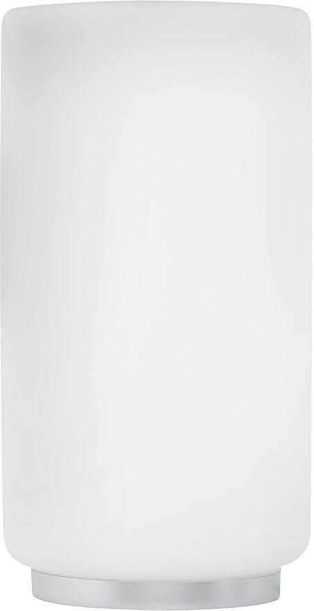 Müller-Licht LED-Tischleuchte, EEK A, mit Farbwechsel und Warmweiß inkl. Fernbedienung und Batterie ML400075 Zylinder Form RG