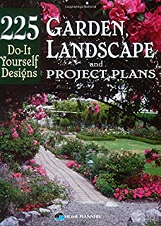 Home Planners Complete Book of Landscape Plans 50 Garden