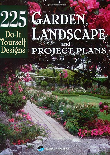 Garden, Landscape, And Project Plans: 225 Do It Yourself Designs: Inc Home  Planners: 0029129955961: Amazon.com: Books