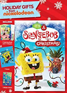 Spongebob Squarepants: It's a Spongebob Christmas by Nickelodeon