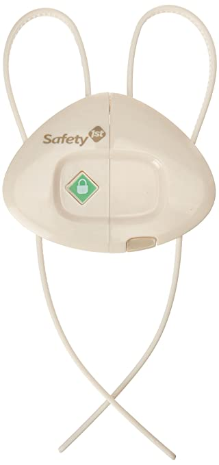 Amazon.com : Safety 1st Side by Side Cabinet Lock, 4 Count : Baby ...