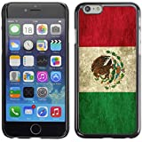 Graphic4You Vintage Mexican Flag of Mexico Design Hard Case Cover for Apple iPhone 6 Plus / 6S Plus