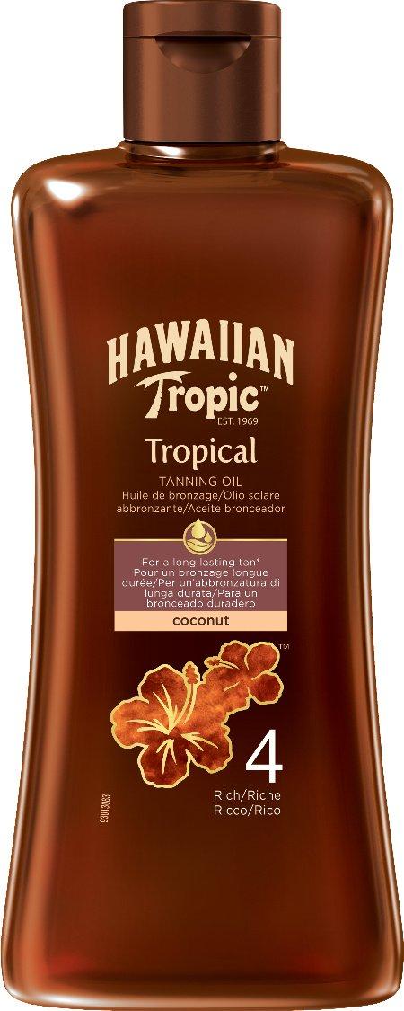 Hawaiian tropic olja