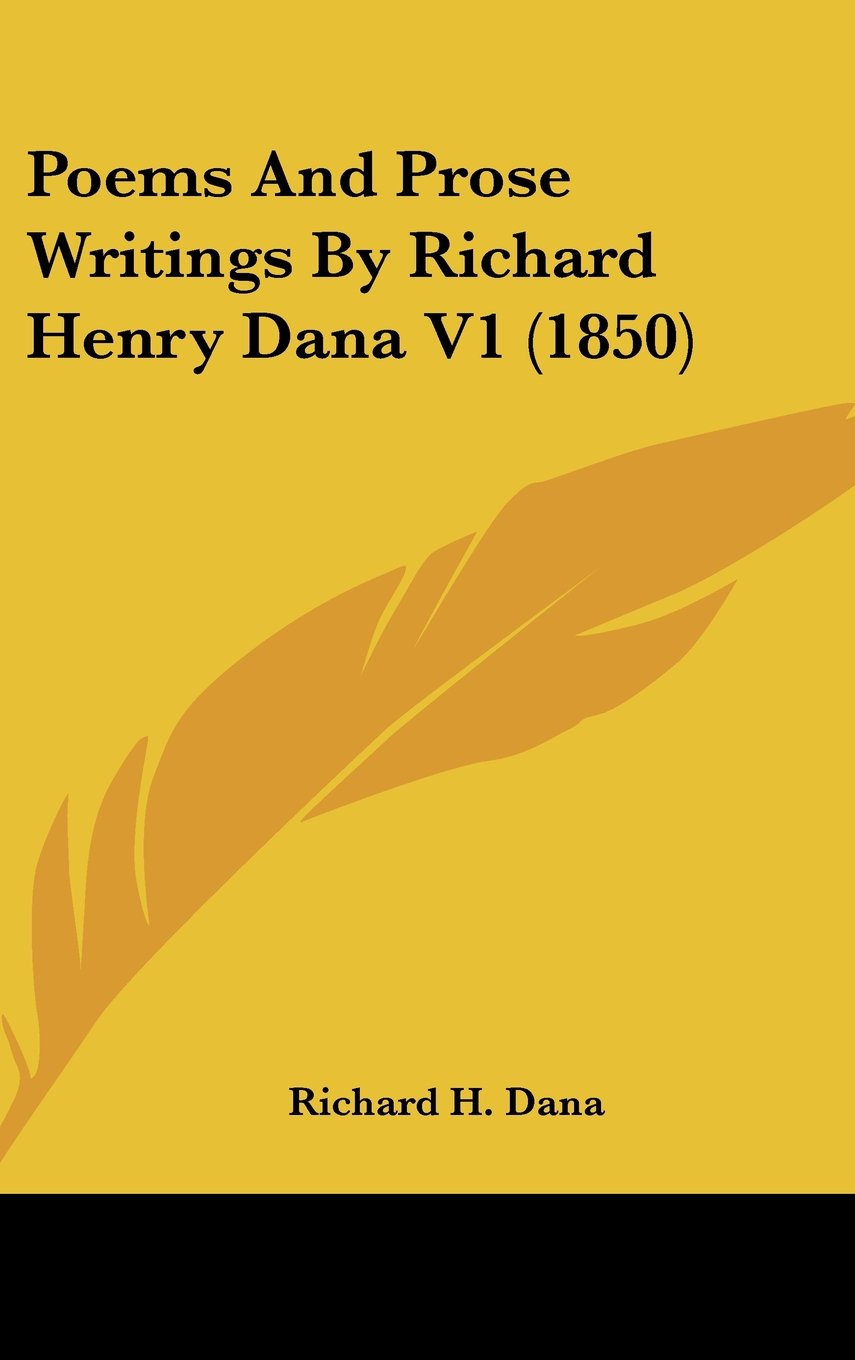 Richard Henry Dana V1