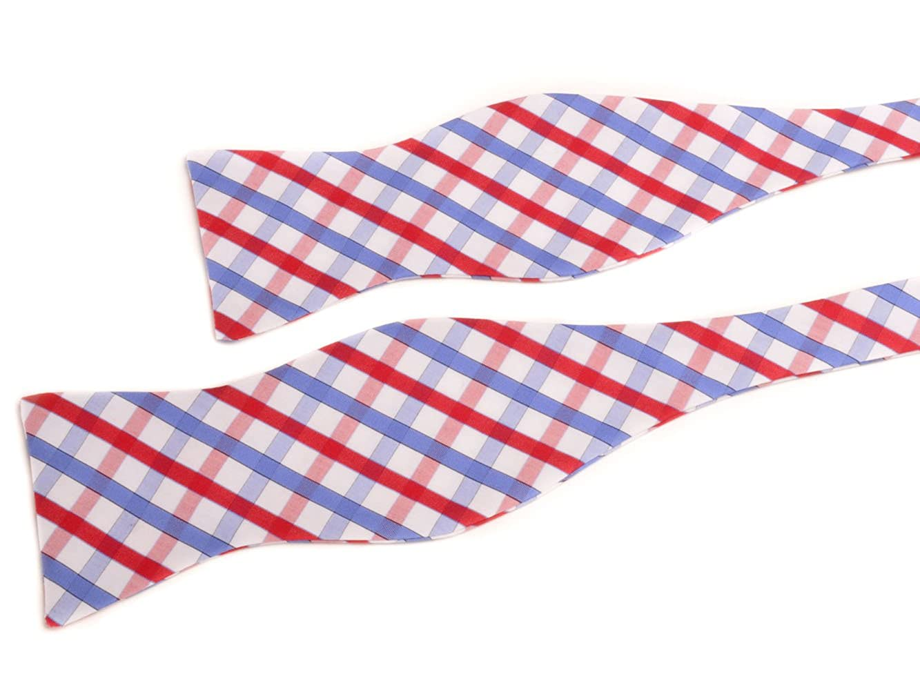 Red-White-Blue The Riley Ulster Bow Tie