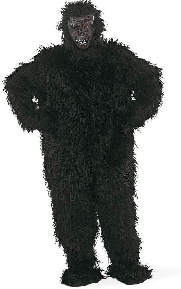 Limit Sport - Disfraz de peluche gorila para adultos, talla XL ...