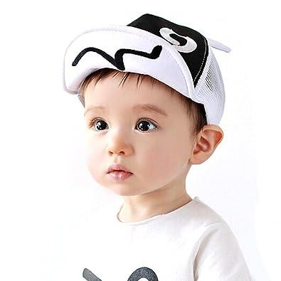 Chapeau de bébé entant, Koly の💕 2018 Bonnet bébé de soleil en maille Bambin 9694cbb1037
