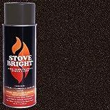 Woodeze 5SA-8124 High Temp Paint - Rich Brown Metallic