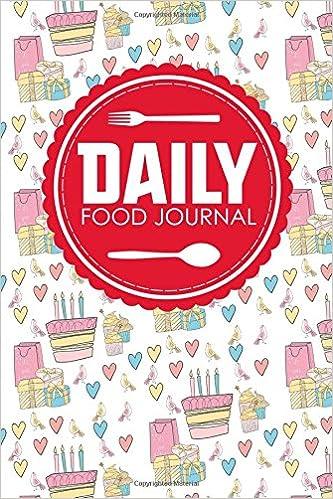 daily food journal bariatric food journal food diary log food