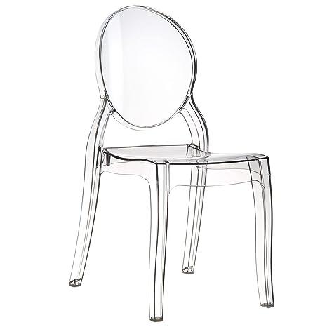 Sedie In Plastica Trasparente Ikea.Emejing Sedie In Plastica Trasparente Contemporary Lepicentre Info