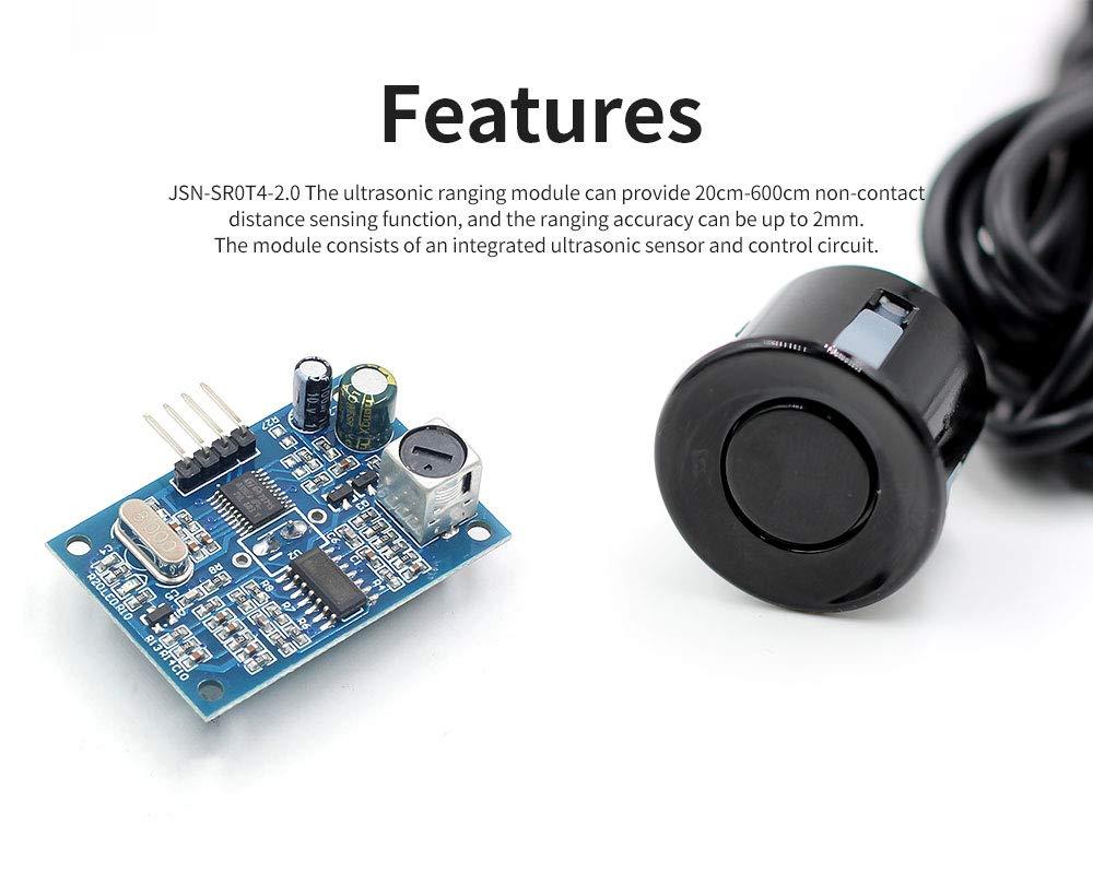 Yoneix Waterproof Ultrasonic Module Jsn Sr04t Water Converter Circuit Board Pcb Sensor Buy Proof Integrated Distance Measuring Transducer For Arduino1pcs Electronics