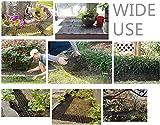 Toopify 13ft Garden Cat Scat Spike Mat, Anti-Cats