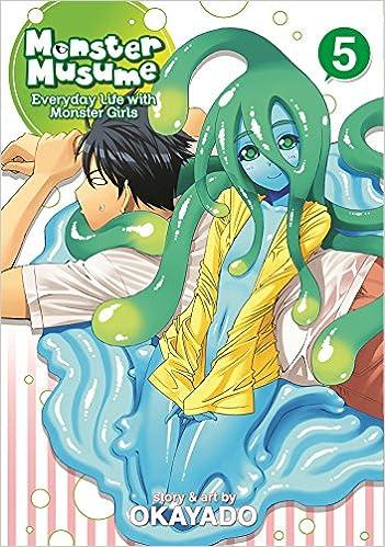 Amazon com: Monster Musume Vol  5 (9781626921061): OKAYADO