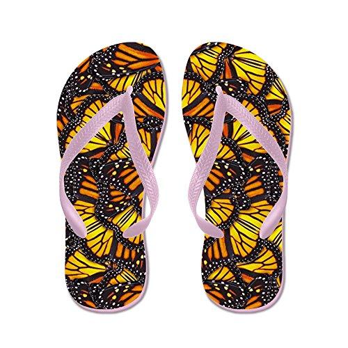 Farfalle Effies Farfalle - Infradito, Divertenti Sandali Infradito, Sandali Da Spiaggia Rosa
