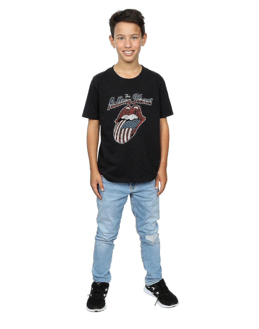 Rolling Stones ni/ños Tour of America Camiseta