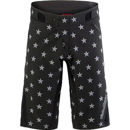 8ede9fd65fb Amazon.com: Troy Lee Designs Ruckus Short Shell - Men's Star Black/Gray,  34: Sports & Outdoors