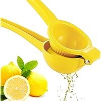 Premium Quality Metal Lemon Squeezer, Lime Juice Press, Manual Press Citrus Juicer For Squeeze The Freshest Juice…