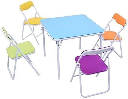 Superb Amazon Com Generic Kids Table Table Chairs Kids Study Desk Ibusinesslaw Wood Chair Design Ideas Ibusinesslaworg