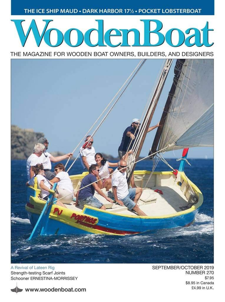 WoodenBoat by WoodenBoat Publications