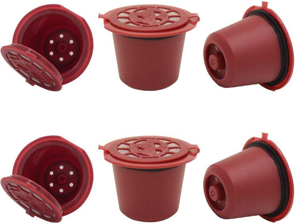 wiederverwendbar nachf/üllbarer Korb Ersatz-Kaffeefilter Becher-Stil umweltfreundlich