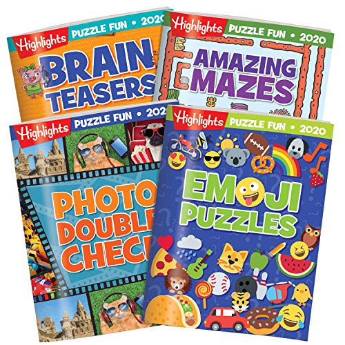 10 best puzzle books for adults variety bulk