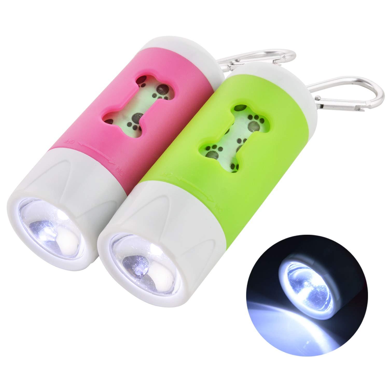 Amazon.com: lpet 2 paquetes linterna LED Soporte De ...