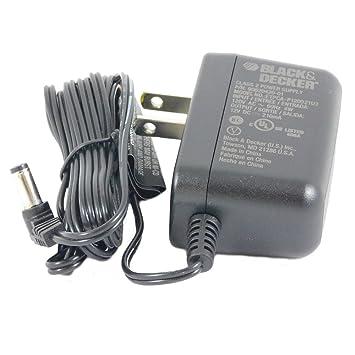 Black & Decker 90593015 - 03 90500902 OEM Cargador de ...