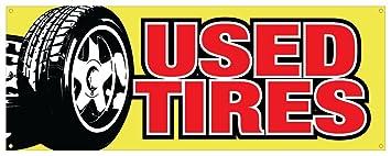 Pancarta de neumáticos llantas de ruedas neumático buena ...