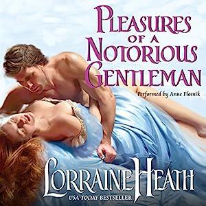 Pleasures of a Notorious Gentleman Hörbuch