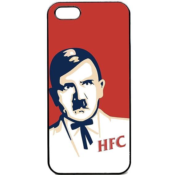 61Ki6bFi8tL._SX569_ amazon com iphone 5 5s kfc hitler phone case funny 4chan 9gag
