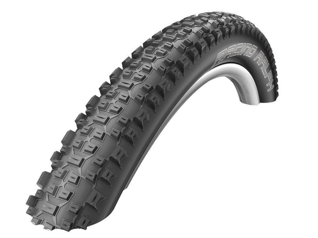 Schwalbe Racing Ralph Tubeless Easy SnakeSkin Tire 29 x 2.25 EVO Folding Bead Black with Addix Speed Compound [並行輸入品] B075K7VH2K