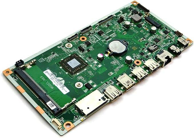 Amazon Com Hp 20 E Series Amd E1 6010 Cpu Aio Motherboard 818316 001 818316 601 Da0n69mb6e0 Computers Accessories