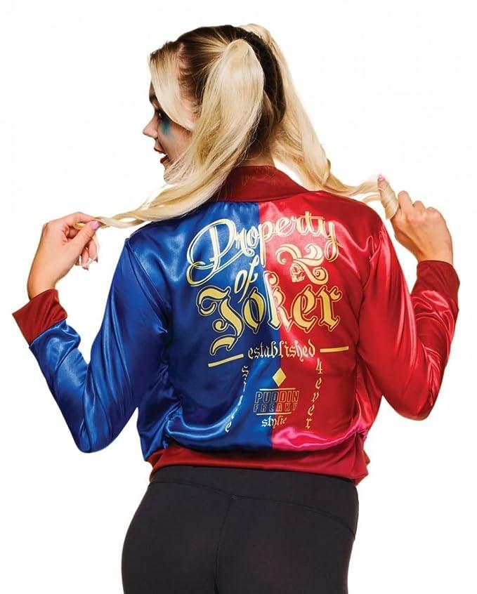 Horror-Shop Pelotón del suicidio Harley Quinn chaqueta de traje M: Amazon.es: Juguetes y juegos