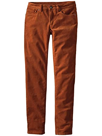 03b6d54fe9f05 Pants Women Patagonia Fitted Corduroy Pants  Amazon.co.uk  Clothing