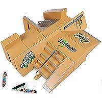 Kidsdream® – Parque de skate de 8 piezas