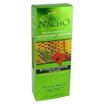 Tio Nacho Mexican Herbs Shampoo 415ml