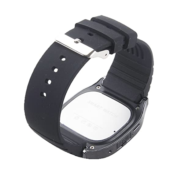 Reloj inteligente Smartwatch M26 uetooth con LED Alitmeter ...