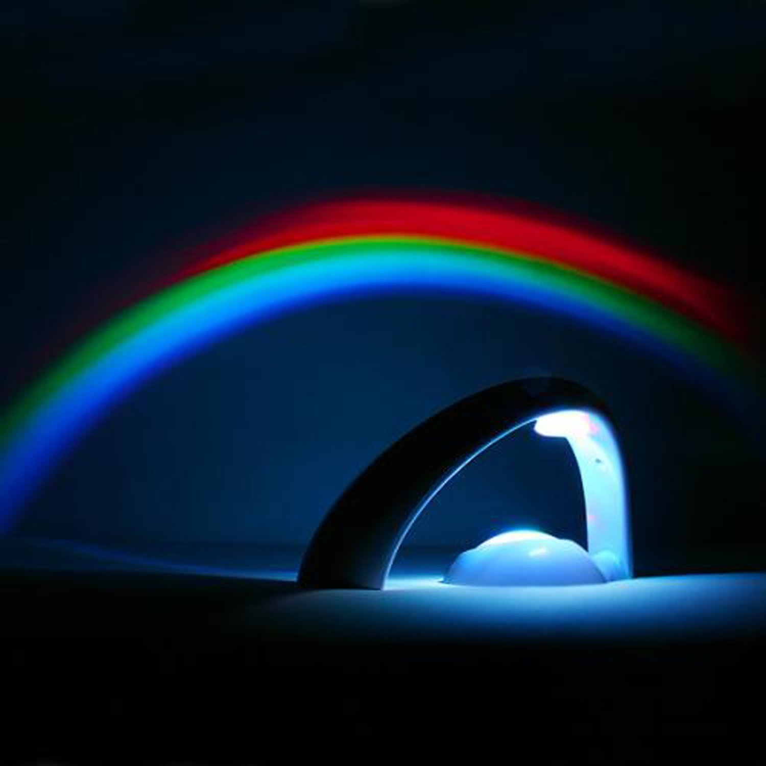 Wonderful Rainbow LED Projector Lamp Night Light Room Decoration   Sky Projector    Amazon.com