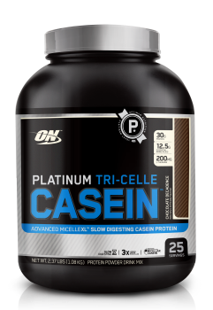 Optimum Nutrition Platinum Tri Celle Casein Chocolate