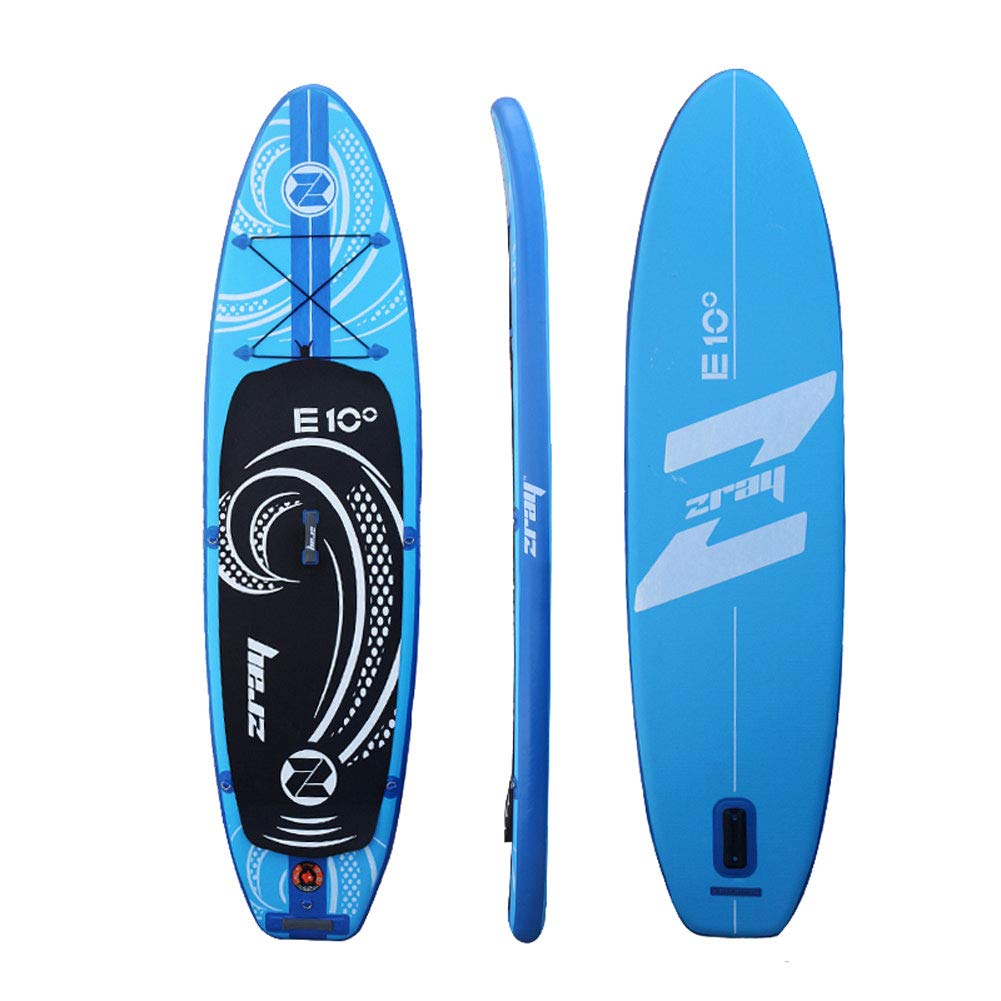 LIGHTWEIGHT Tabla De Surf para Principiantes Adultos Foam - Inflatable Sup Board Stand Up Paddle Surf Kayak Sport Tablas Hinchables para Barcos,E10blue: ...
