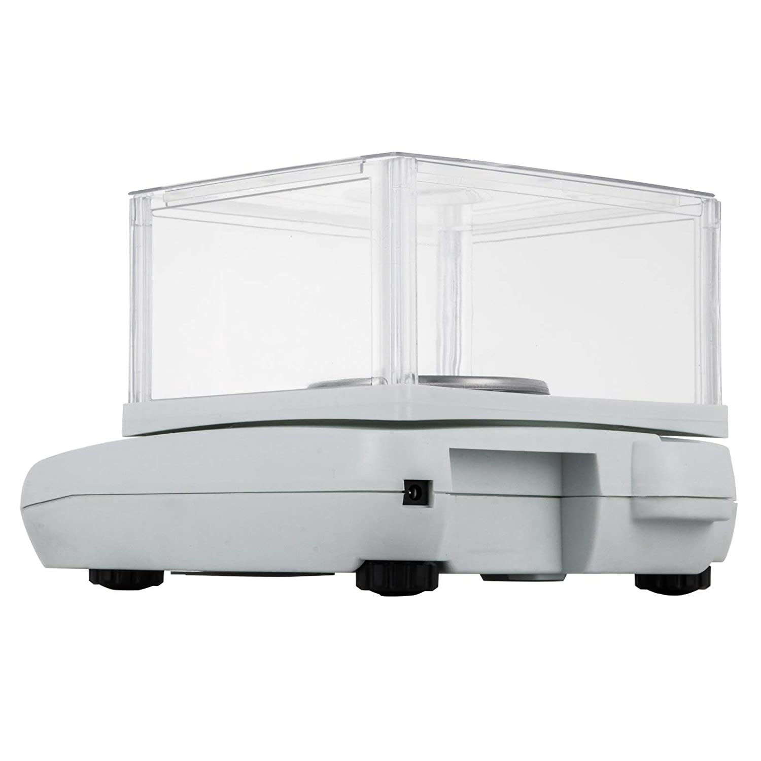 300g//0.001g Happybuy Analytical Balance 300g//0.001g High Precision Lab Digital Analytical Balance Jewelry Scale Jewelry Scales Kitchen Precision Weighing Electronic Scales with Wind Shield