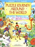 Puzzle Journey Around the World, Lesley Sims, 074602682X