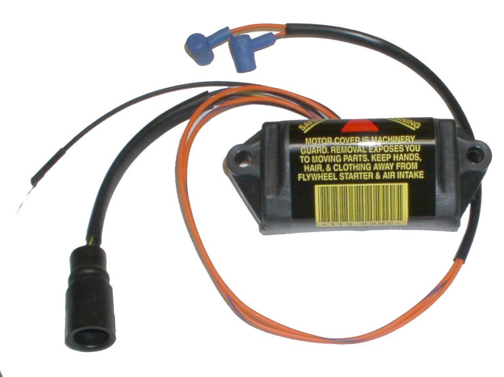 Amazon.com : CDI Electronics Johnson, Evinrude 113 113-2285 : Boat ...