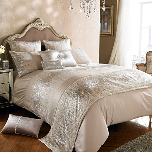 Kylie Minogue Jessa Luxury Bedding Blush Pink King Duvet