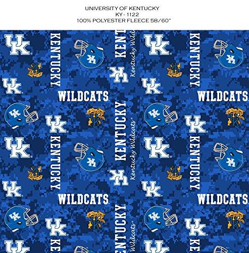 University Of Kentucky Fleece - 7