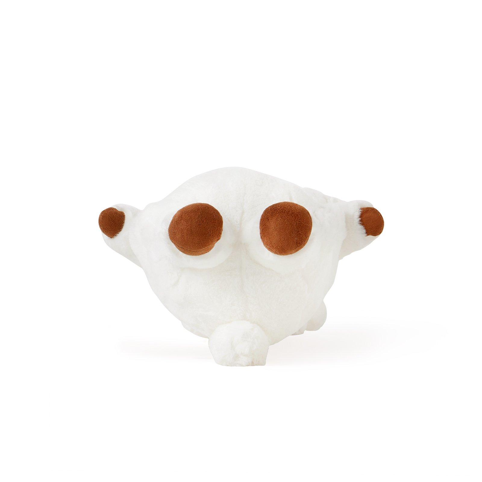 BT21 RJ Standing Plush Doll Medium White by BT21 (Image #6)