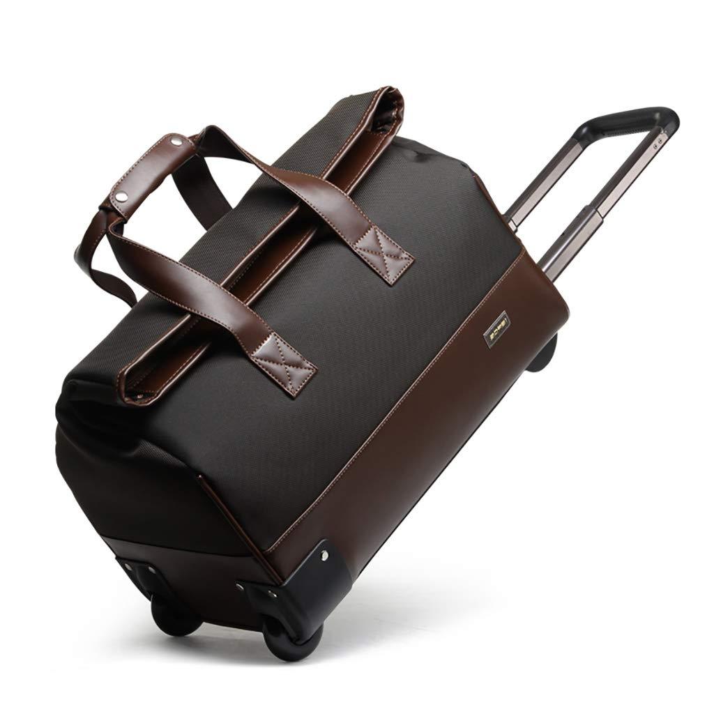 スーツケース トロリーケース2輪出張旅行外出トロリーバッグ大容量ライトトラベルバッグドラッグバッグハンドバッグトランク旅客ボックス (色 : A, サイズ さいず : 46.5*28.5*30CM) B07KSQ9L1Y A 46.5*28.5*30CM